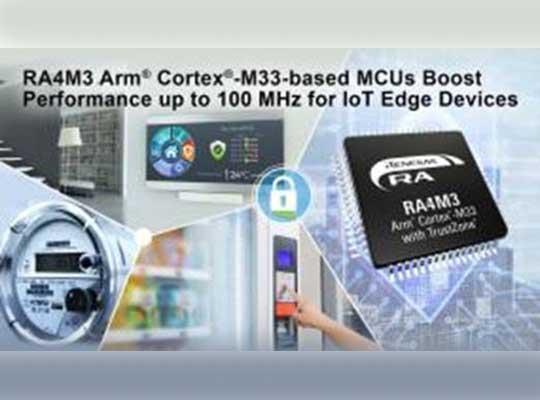 Arm Cortex-Based MCU Family