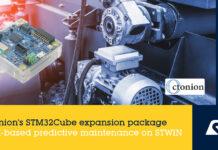 STMicroelectronics STM32 MCUs