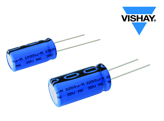 Vishay Aluminum Capacitors