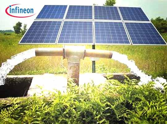 Infineon Solar Pump Motor Drive Challenge 2021