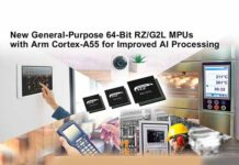 Renesas 64-bit MPUs