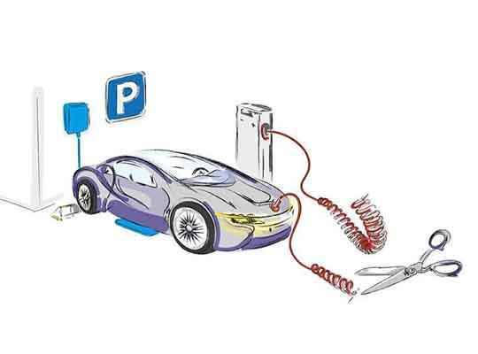 battery tech for EVs