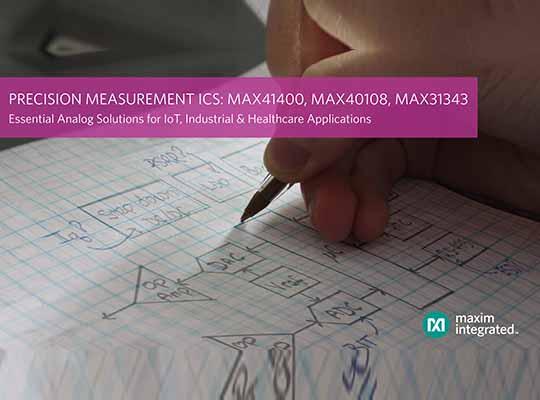 Maxim Precision Measurement