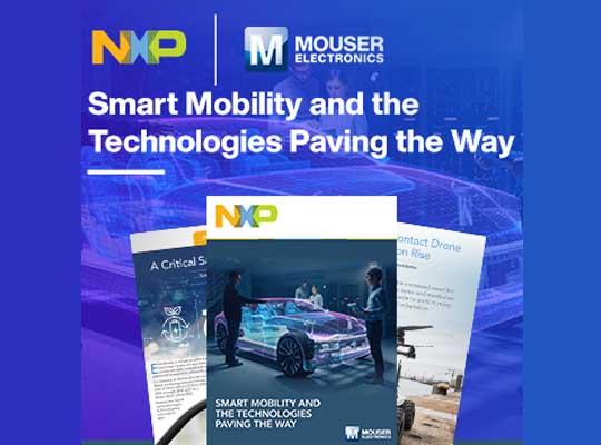 NXP smart mobility ebook pr 350