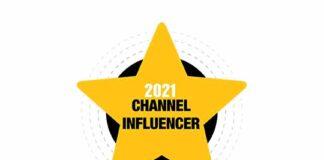 2021 Channel Influencer Award