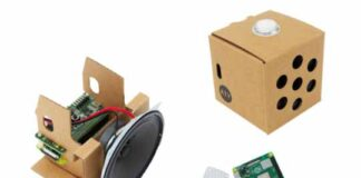 Google AIY Projects Kits
