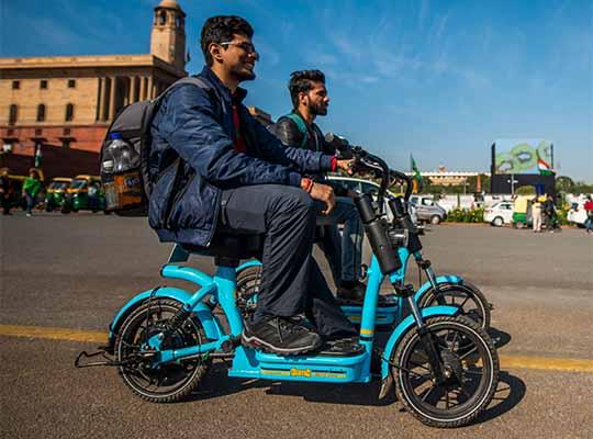 Mobilising EV Financing