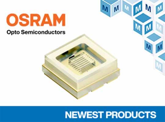 OSRAM OSLON UV LEDs