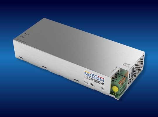 RACM1200-V baseplate-cooled fan