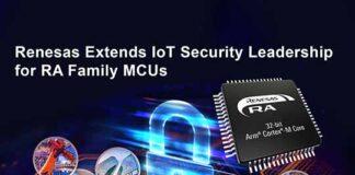 Renesas IoT Securit