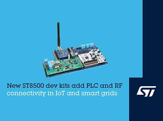 ST8500 Development Ecosystem