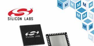 Silicon Labs EFM32PG22
