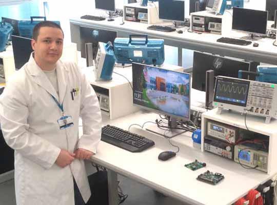 Tektronix for Teaching Laboratory