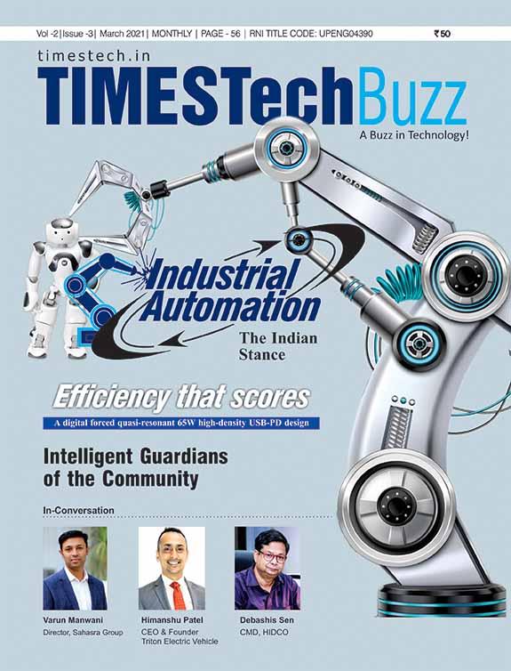TimesTech Buzz March 2021