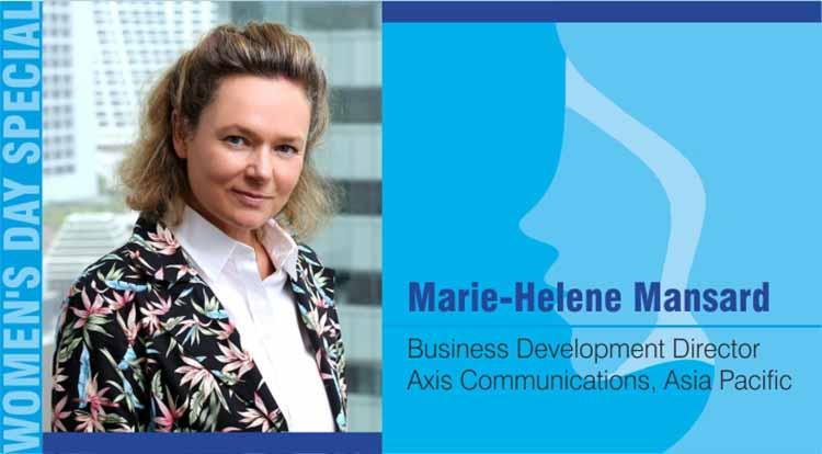 Marie Helene Mansard