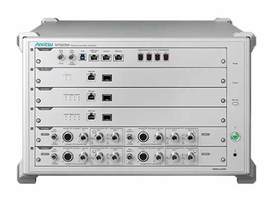 Anritsu's MT8000A