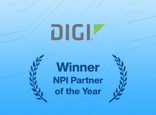 Digi NPI Partner Award