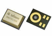Infineon XENSIV MEMS microphone
