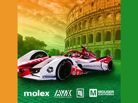 Mouser Rome Eprix
