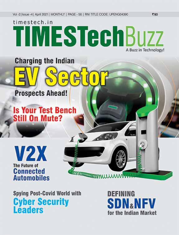 TimesTech Buzz April 2021
