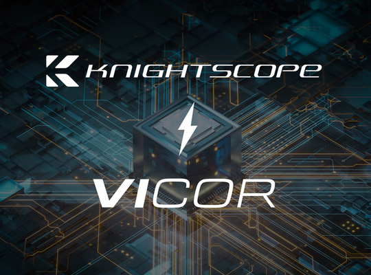Vicor knightscope