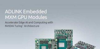 Embedded MXM GPU Modules