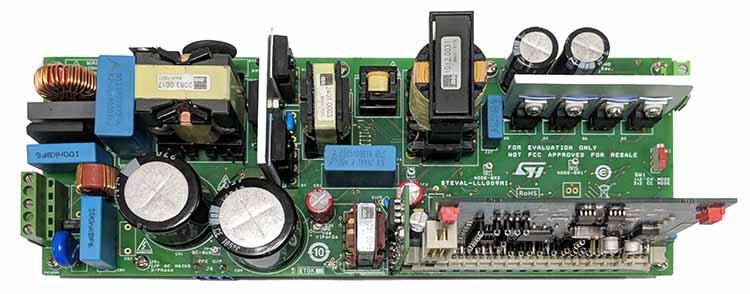 STEVAL-LLL009V1 Evaluation Kit