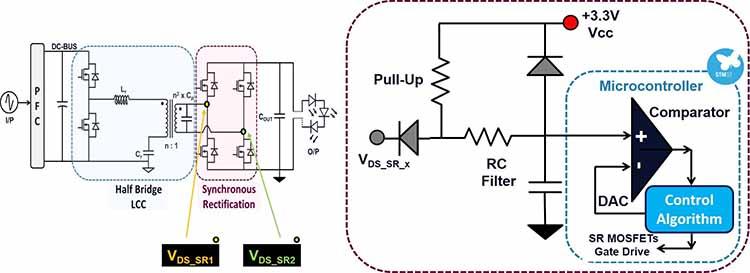 Synchronous Rectification VDS Sensing Technique