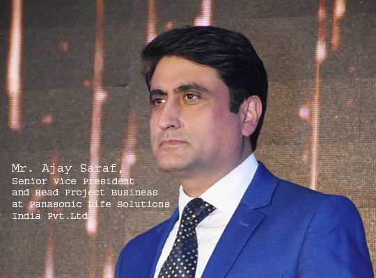 Mr. Ajay Saraf
