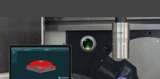 Wireless Laser Scanner