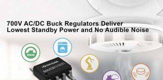 700V Buck Regulators