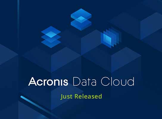 Acronis Cloud Data Center