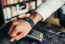 Contactless Payment get bracelet
