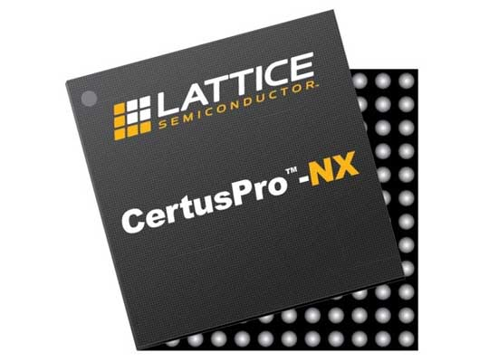 Lattice CertusPro -NX