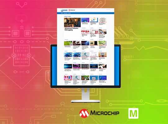 Microchip Content Platform