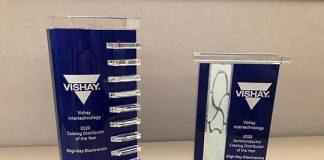 Vishay Awards