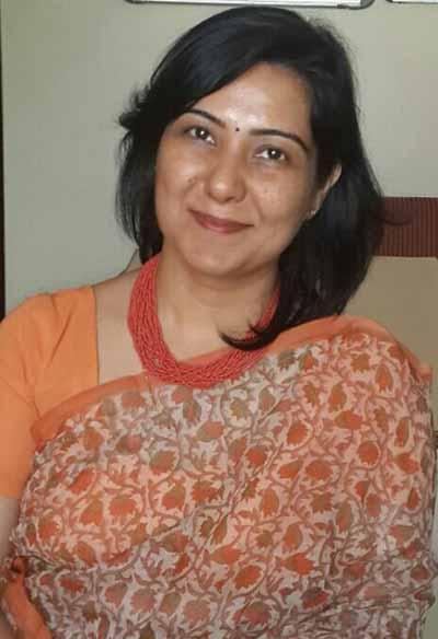 Dr Jyoti Ahluwalia