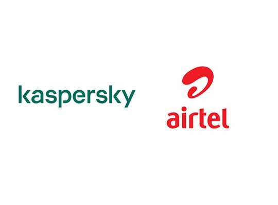 Kaspersky and Airtel