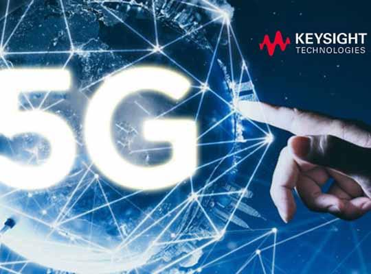 Keysight 5G NR-DC