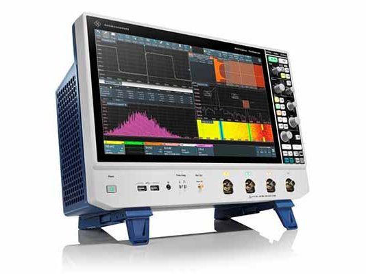 R&S RTO6 oscilloscope