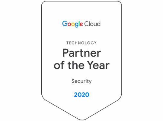 Technology partner of the year