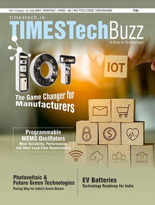TimesTech Buzz July 2021