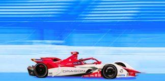 Mouser-Supported Formula E Team