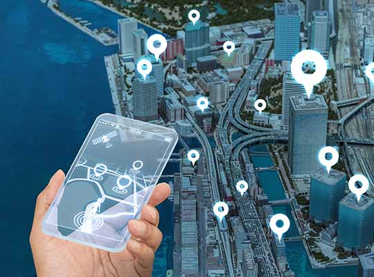 location technology