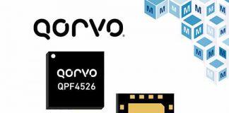 PRINT_Qorvo QPF4526 5.0GHz Wi-Fi 6 Front End Module