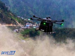SkyeAir Drone
