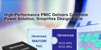 New Highly Integrated Renesas
