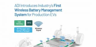 Wireless-Battery-Management