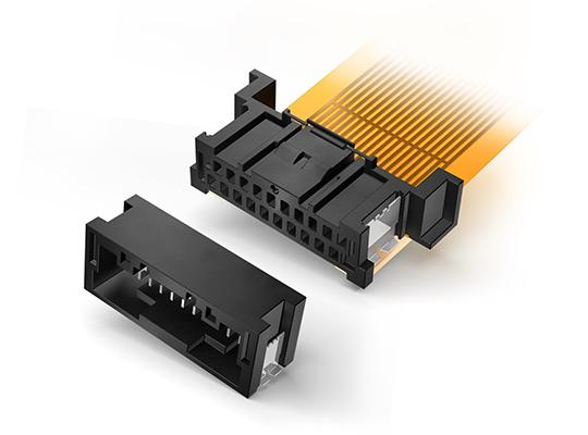 PR CF2 connector