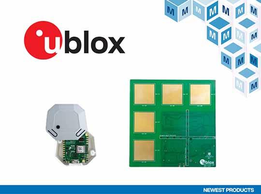 u-blox XPLR-AOA-1